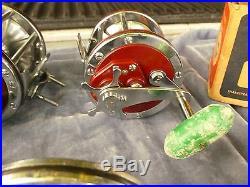 12 Vintage Penn Fishing Reels All For One Money