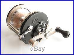 1933 Early Penn Model K Long Beach 300 Yard Saltwater Baitcasting Fishing Reel