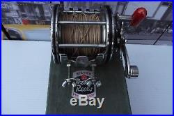 1957 Vintage Penn Senator 4/0 Special 113 High Speed Saltwater Reel
