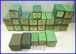 25 Vintage PENN Replacement Fishing Reel Spools in Boxes NewithUsed Lot 1