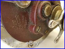 2 Penn Senator Down Riggers. 114-H and 6/0 salt water fishing reel vintage