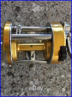 2 Vintage Penn 930. /. 940. Levelmatic Casting Reels