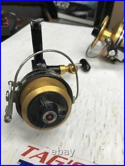 3 Vintage Peen SS & Z Reel Fix Or Parts