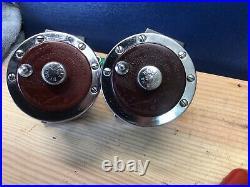 3- Vintage Penn Squidders 140 and 146