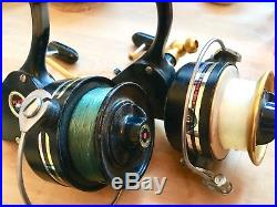 A PAIR OF VINTAGE PENN 704Z SPINNING REELS Saltwater/Freshwater (US Made)