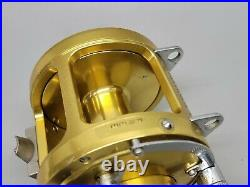 Awesome Vintage Penn International 50 T II 2 Deep Sea Trolling Reel No Reserve