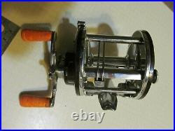 Best Vintage Penn No. 109 Bait Casting Line Level Fishing Reel U S A