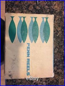 Brand New Penn 60 Long Beach Reel Rare Vintage Nib