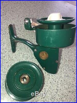Classic Penn 706 Greenie Reel With Spare Spool