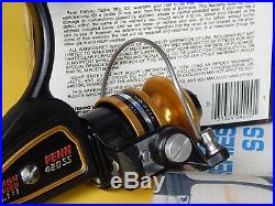 Collectible Vintage PENN 420SS Spinfisher Skirted Spool spinning reel-Mint/box
