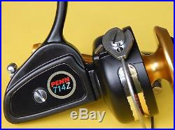 Collectible Vintage PENN 714Z UltraSport Spinfisher spinning reel-unused/mint