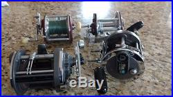 Daiwa Sealine 47H fishing reels Penn Peer # 209 fishing reels