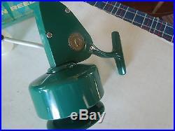 Early Green Penn 706 Manual Retrieve Spinning Reel Combo