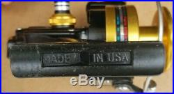 FREE SHIPPING! Just Serviced! Penn 6500SS Spinning Reel, fishing casting 650SS