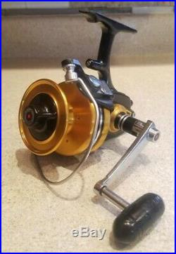 FREE SHIPPING! Just Serviced! Penn 750SS Spinning Reel, fishing casting MINT