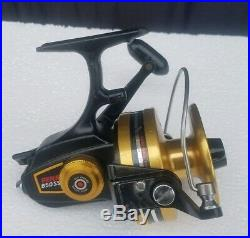 FREE SHIPPING! Just Serviced! Penn 850SS Spinning Reel, fishing casting 8500SS