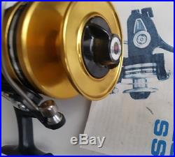 Fine Penn 850 Ss Spin Fisher Spinning Reel Boxed