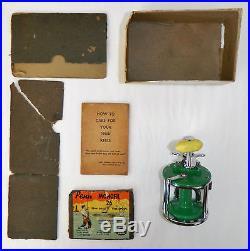 Green Penn Monofil No. 26 Vintage Collector Fishing Reel 1954-55