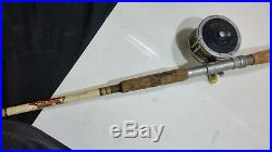 H-I Mohawk Fishing Pole with PENN Super Mariner Reel