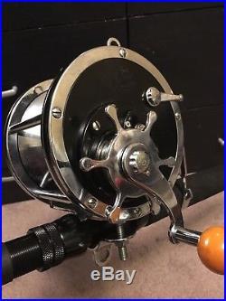 Immaculate Vintage Penn Senator 10/0 Fishing Reel