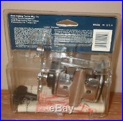 L@@k! Nos Nib Vintage Penn 155l Beachmaster Reel Made In USA Sealed Package
