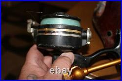 Large Penn Power Drag Spinning Reel Vintage