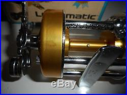 Levelmatic No. 930 Fishing Reel Penn With Original Box Vintage. Made in USA