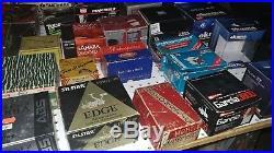 Lot Of 43 Empty Fishing Reel Boxes Some VINTAGE Abu Penn Daiwa Pflueger Shimano