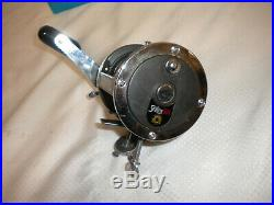 Lot of Vintage Fishing Reels Penn 430 SS, Diawa, Eagle Claw, Olympic