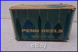 Mint Penn 6/0 Senator Big Game Reel 114, In The Box, Vintage, Free Ship