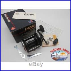 Mulinello nuovo Penn Reels 555 graphite frame Reel vintage F. MU20