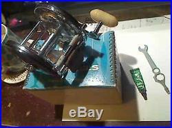 NEW Vintage PENN Long Beach Salt Water Reel # 65 Original Box Some Accessories