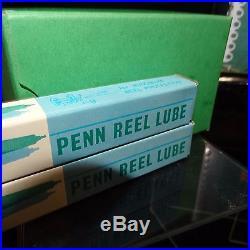 NEW Vintage PENN SQUIDDER 140 FISHING REEL In the box