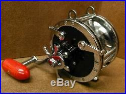 New Old Stock Vintage Penn Master Mariner No. 349 Casting Reel Mint in BOX