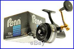 New PENN 706z Spinning Reel In Box Vintage 1980's Original USA Made Model NOS