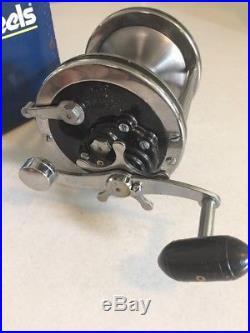 New penn Reels senator 112 3/0 Vintage reel Made In USA Withbox