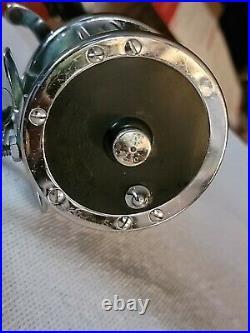Nice Used Vintage Penn 1/0 Senator Reel Works Great