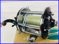 Nice Vintage Penn Peerless No. 9 LEVEL WIND Casting Fishing Reel made in USA