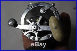 Old Penn Senator 4/0 fishing reel fish equipment Vintage salt water EP22060