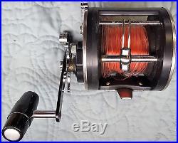 PENN 330 GTI GRAPHITE High Speed & PENN SILVERADO SV 6000 FISHING REEL Set of 2