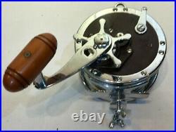 PENN 349H Master Mariner Vintage Reel Salt Water Ex Cond 1960's Orig Box + More