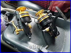 PENN 5500SS and 550SS SPINNING REELS USA