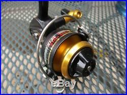 PENN 716Z Fishing Reel, US Made, Penn Ultralight