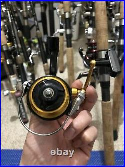 PENN 716Z ULTRA LIGHT SPINNING Reel Vintage Unused Excellent Conditions Rare