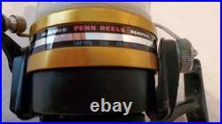 PENN 750 SS High Speed 4.61 Salt Water Fishing Reel Very Good Shape 6