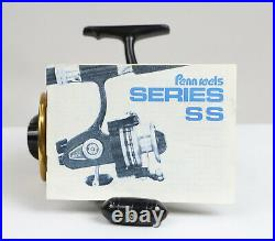 PENN 850 SS Heavy Salt & Freshwater Spinning Reel Lightly Used