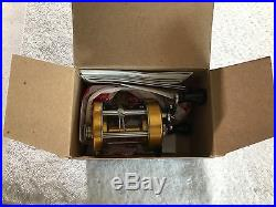 PENN 940 LEVELMATIC BAIT CASTING REEL, NEW OLD STOCK withPAPERS