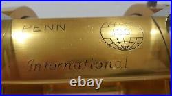 PENN INTERNATIONAL130Vintage Reel Largest its class in this era Rare Reel
