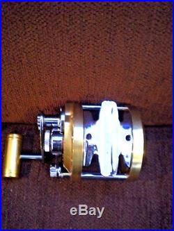 PENN International Tournament Reel Model 6 With Box & Accessories Mint Cond