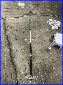 PENN LONG BEACH FISHING RARE VINTAGE ROD-POLE 3366c 6.5FT Med-Heavy 20-40 lb